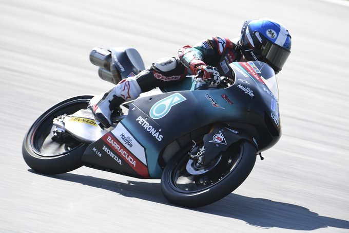 Moto3, Austria: successo di Fenati