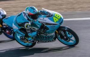 Moto3   Gp Brno Warm Up: Dalla Porta detta il ritmo su pista asciutta