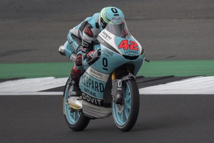 Moto3 | Gp Silverstone Gara: Ramirez beffa Arbolino e Dalla Porta