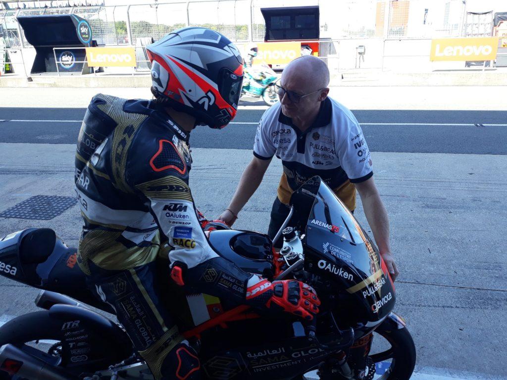 Moto3 | Gp Silverstone FP2: Arenas sorprende, ma Dalla Porta è vicino