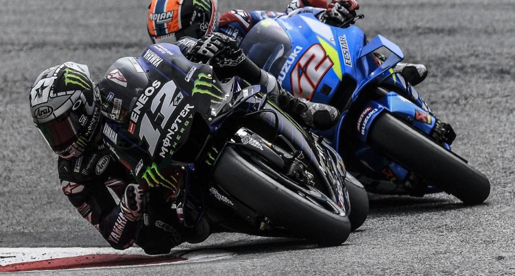 "MotoGP | Gp Austria Gara: Maverick Vinales, ""Set-up non perfetto"""