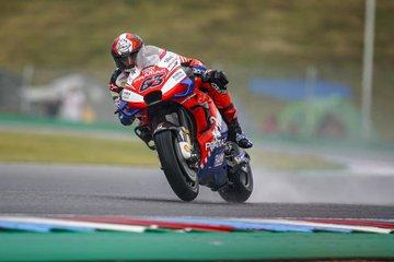 """MotoGP   Gp Brno Qualifiche: Bagnaia, """"Sensazioni positive in un week end iniziato male"""""""