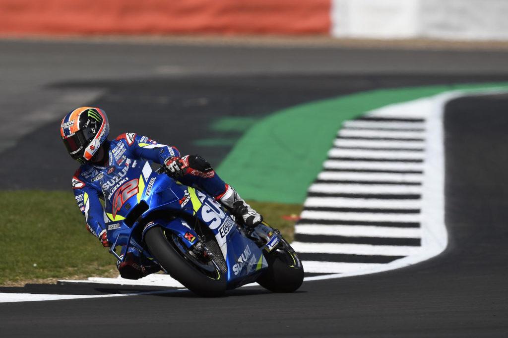 "MotoGP | Gp Silverstone Gara: Rins, ""L'ultimo sorpasso l'ho studiato"" [VIDEO]"