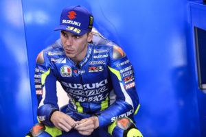 MotoGP | Joan Mir, infortunato nei test, salterà il Gp d'Austria