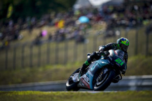 "MotoGP | Test Brno: Morbidelli, ""Abbiamo provato diversi set-up"""