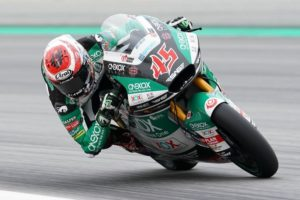 Moto2   Gp Brno FP1: Nagashima precede Binder, Pasini è quarto