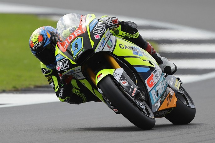 Moto2 | Gp Silverstone Warm Up: Navarro batte Marquez
