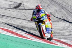 Moto2 | Gp Austria FP3: Pasini da record, Marini e Bulega in Q1