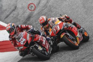 "MotoGP | La gallery del Gp d'Austria: Dovizioso beffa Marquez, straordinario ""DesmoDovi"""
