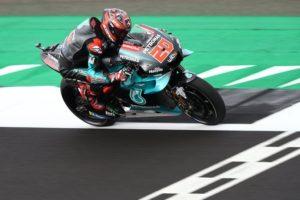 "MotoGP | Gp Silverstone Day 1: Quartararo, ""Giro davvero buono"""