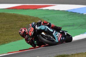 "MotoGP | Gp Brno Day 1: Quartararo, ""Obiettivo prima o seconda fila"""