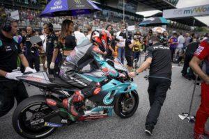 "MotoGP | Gp Silverstone: Quartararo, ""La pista si adatta alla Yamaha"""