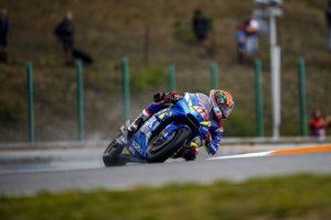 """MotoGP   Gp Brno Qualifiche: Rins, """"Scelta delle gomme fondamentale"""""""