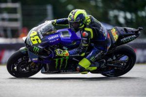 "MotoGP | Gp Brno Qualifiche: Valentino Rossi, ""Spero in una gara asciutta"""