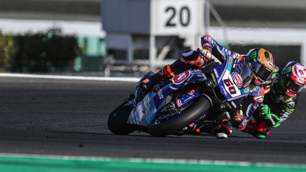 Superbike | Test Portimao: Van der Mark positivo in vista della ripresa del Campionato
