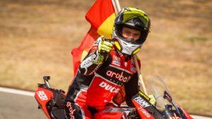 Superbike | Round Portimao, Gara2: Bautista torna alla vittoria