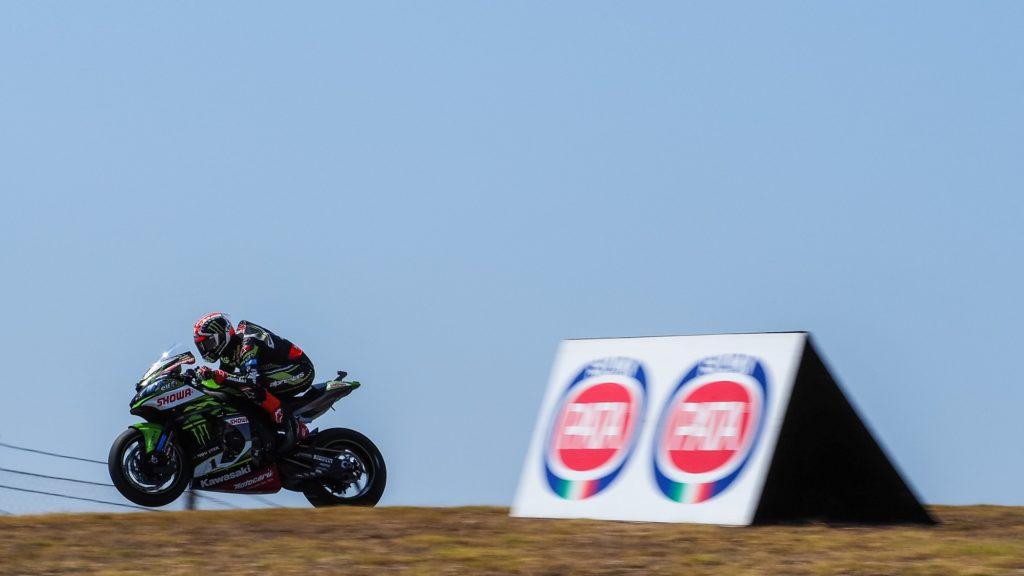 Superbike | Round Portimao, FP2: Jonathan Rea chiude in testa