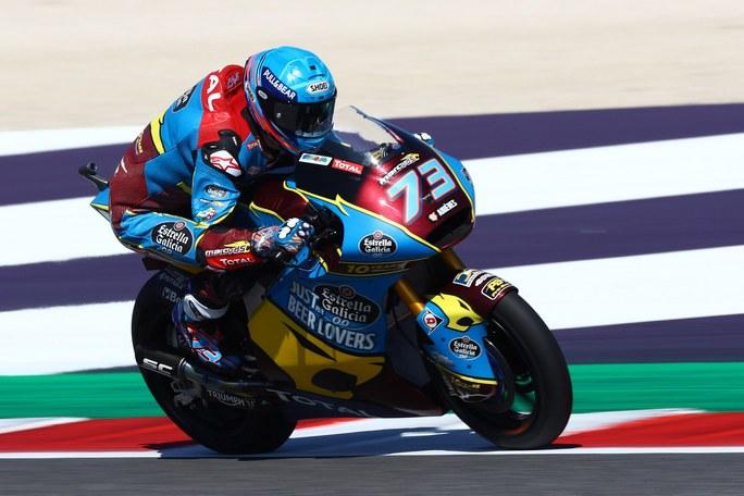 Moto2, Fernandez batte Di Giannantonio con polemica