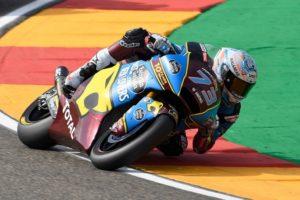 Moto2 | Gp Aragon Qualifiche: Alex Marquez in pole, Marini in seconda fila