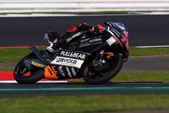 Moto3 | Gp Misano FP1: Arenas precede Antonelli
