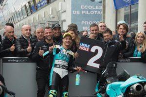 Moto2   Dalla Porta con Italtrans nel 2020