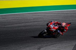 "MotoGP | Gp Aragon Day 1: Andrea Dovizioso, ""Marquez ha fatto la differenza"""