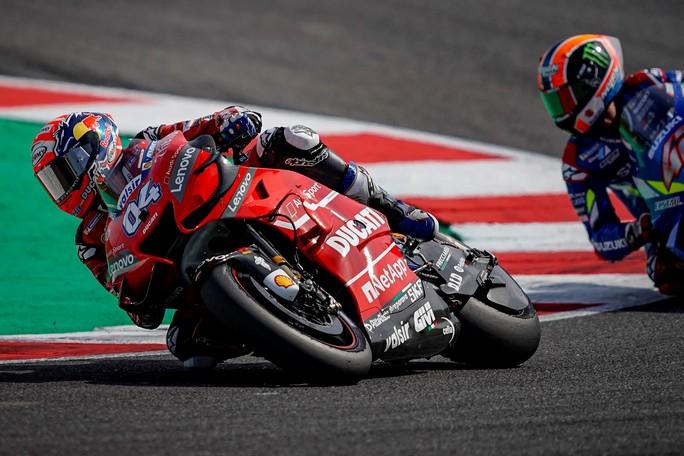 """MotoGP   Gp Misano Gara: Dovizioso, """"Abbiamo raccolto il massimo"""" [VIDEO]"""