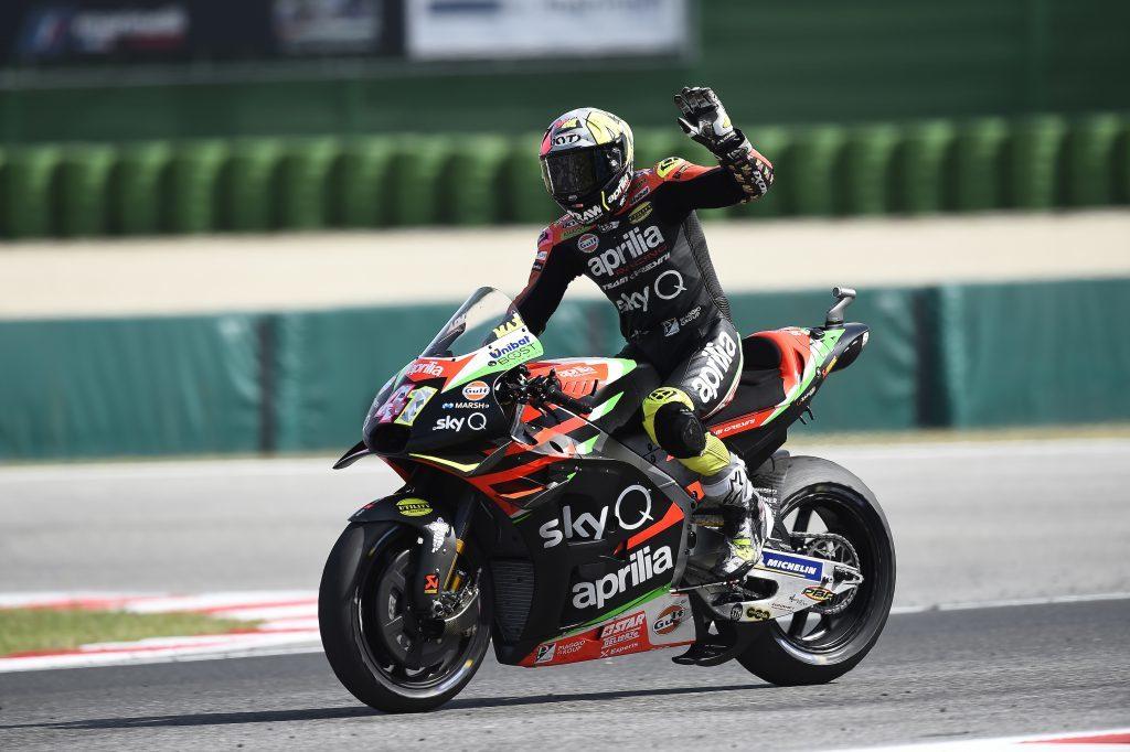 "MotoGP | Gp Misano Gara: A.Espargarò, ""Sapevo che avrei sofferto"""