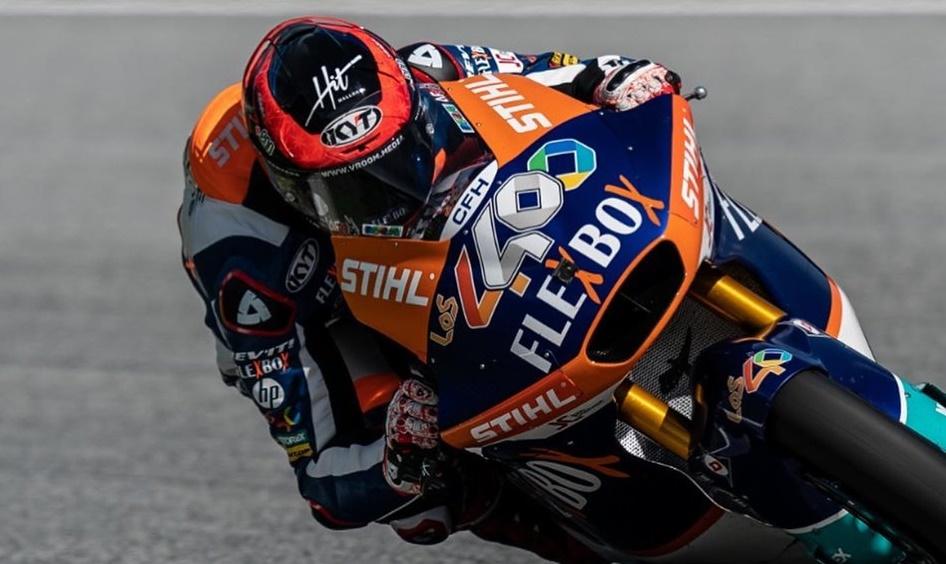 Moto2 | Gp Aragon FP1: Fernandez precede Marini e Baldassarri