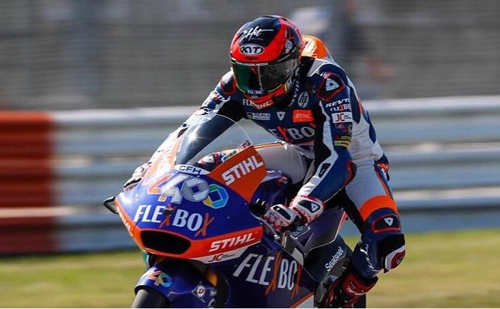 "Moto2 | Gp Misano Gara: Fernandez, vittoria col ""giallo"""