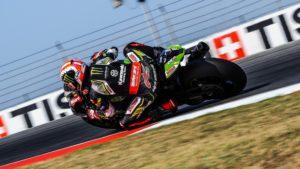 Superbike | Round Portimao, FP1: Jonathan Rea sale subito al comando