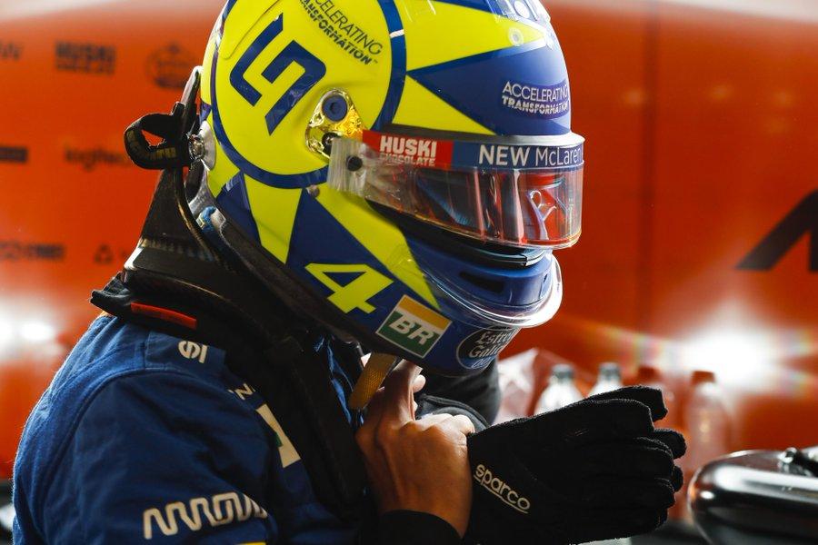 MotoGP | Lando Norris omaggia Valentino Rossi a Monza