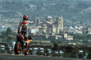 MotoGP | Gp Aragon Gara: Marquez domina, Dovizioso e Miller sul podio