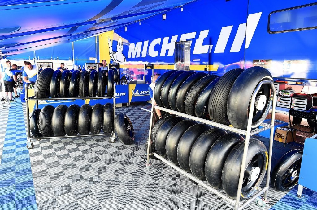 """MotoGP   Gp Thailandia: Taramasso (Michelin), """"Pista molto severa per le gomme posteriori"""""""