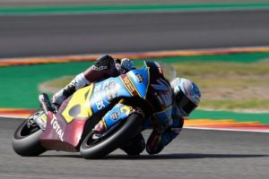 Moto2 | Gp Aragon Warm Up: Marquez detta il passo