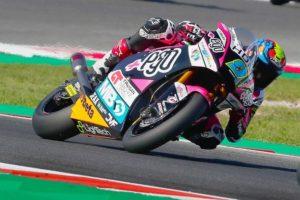 Moto2 | Gp Misano Warm Up: Navarro il più veloce
