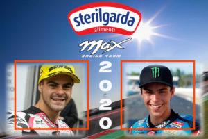 Moto3   Romano Fenati e Alonso Lopez nel Max Racing Team dal 2020