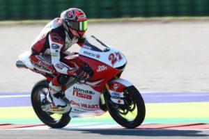 Moto3 | Gp Misano Warm Up: Toba il più veloce, bene Dalla Porta