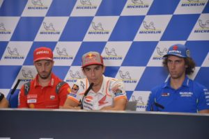 "MotoGP | Gp Aragon Conferenza Stampa: Marquez, ""Non voglio accontentarmi"" [VIDEO]"