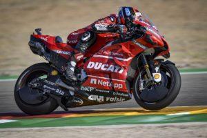 """MotoGP   Gp Aragon Day 1: Danilo Petrucci, """"Sinceramente mi aspettavo di essere più veloce"""" [VIDEO]"""
