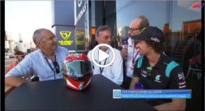 MotoGP | Gp Misano: Il casco di Morbidelli, tra amicizia e beneficenza [VIDEO]