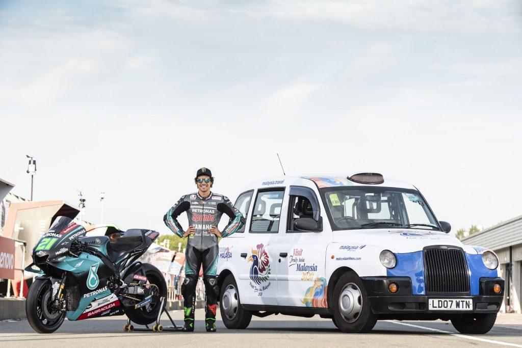 MotoGP | Franco Morbidelli parteciperà alla 8h di Sepang