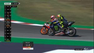 MotoGP | Gp Misano Qualifiche: Nessuna penalità per Rossi e Marquez [VIDEO]