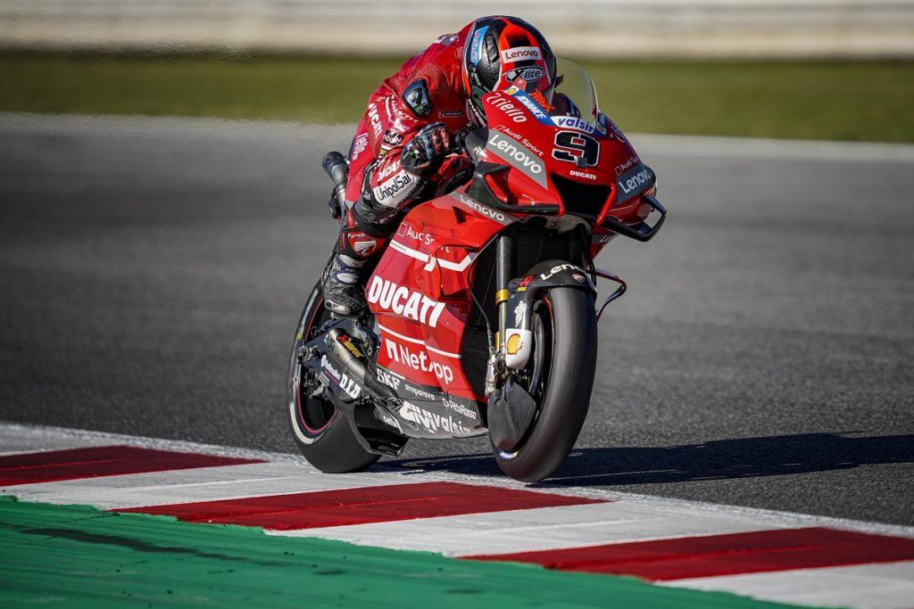 Moto Gp, punti preziosissimi per Petrucci che torna terzo nella classifica generale