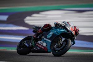 "MotoGP   Gp Misano Day 1: Fabio Quartararo: ""Giornata positiva"""
