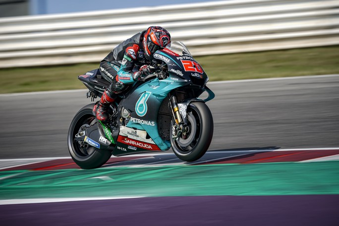 MotoGP | Gp Misano FP1: Quartararo precede Marquez, Rossi è nono