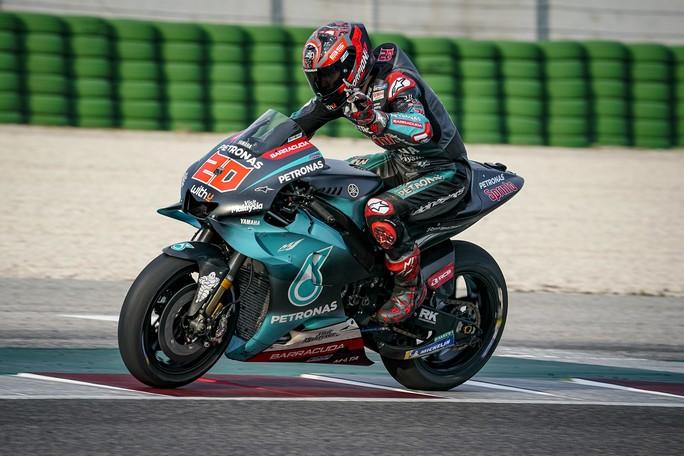 MotoGP | Gp Misano FP3: Quartararo al comando, Rossi è settimo