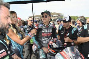 "MotoGP | Gp Misano: Fabio Quartararo: ""Possiamo essere subito competitivi"""