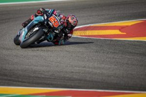 "MotoGP | Gp Aragon Qualifiche: Quartararo ""Ho spinto al limite"" [VIDEO]"