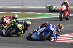 "MotoGP | Gp Misano Gara: Rins, ""Un vero peccato la caduta"""